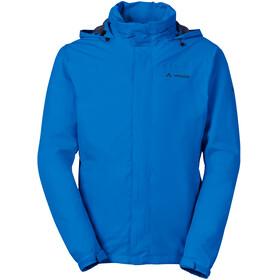 VAUDE Escape Bike Light Jacket Men radiate blue